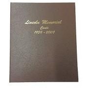 Dansco Coin Album #7102 for Lincoln Memorial Cents: 1959-Date