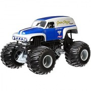 Hot Wheels Monster Jam 1:24 Scale Grave Digger the Legend Vehicle