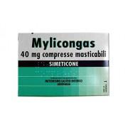 Johnson & Johnson Spa Mylicongas 40 Mg Compresse Masticabili 50 Compresse