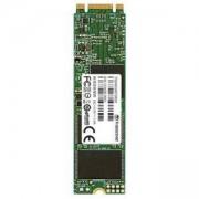 Твърд диск Transcend 240GB M.2 2280(80 X 22mm) SSD SATA3 3D NAND, read-write: up to 560MBs, 510MBs, TS240GMTS820S