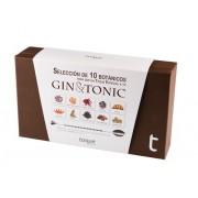 Estuche 10 Botánicos Especias Gin Tonic Toque Especial