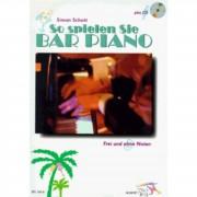 Schott Music So spielen Sie Bar Piano Buch mit CD
