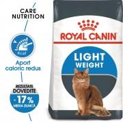 Hrana uscata pentru Pisici, Royal Canin Light Weight Care, 10 Kg