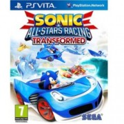 Sonic and All-Stars Racing Transformed, за PSVITA