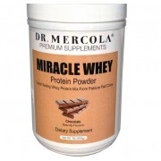Dr. Mercola Miracle Whey - Protein Powder - Chocolate (454 Gram) - Dr. Mercola