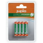 Jupio Piles AAA Jupio Direct Power 850mAh - 4 unités
