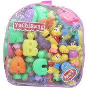 Toys Factory Playing Learning Blocks 54 Pcs