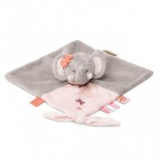 Nattou Adele & Valentine Collection - Doudou Comforter Adele The Elephant