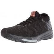 New Balance Women's Impulse V1 FuelCell Running Shoe, black/copper, 7 B US