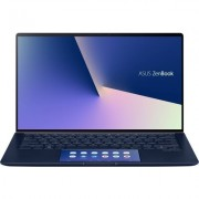 "Лаптоп ASUS ZenBook 14 UX434FAC-WB701T - 14"" FHD, Intel Core i7-10510U, Royal Blue"