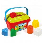Cubo Formas Y Colores - Clementoni