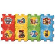 Mancs őrjárat - habszivacs puzzle, kék