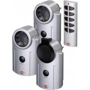 Set 3 prize wireless si telecomanda, interior-exterior, 433 MHz, Brennenstuhl RC 2044
