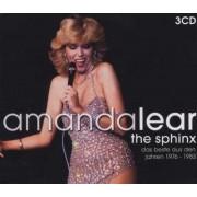 Amanda Lear - The Sphinx:Das beste aus den jahren 1976-1983 (3CD)