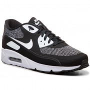 Обувки NIKE - Air Max 90 Ultra 2.0 Essential 875695 019 Black/White/Metallic Silver