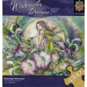 """Watercolor Dreams """"Moonlight Moments"""" By Jody Bergsma 1000 Piece Jigsaw Puzzle By Master Puzzles"""