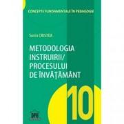 Metodologia instruirii in cadrul procesului de invatamant - Vol. 10