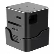 ORIMAG P6 Mini Proyector portatil DLP LED HD Wi-Fi - Negro (enchufe UE)