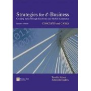 Strategies For E Business Concep and Cases