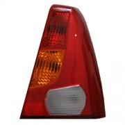 Lampa Spate Clasica Dreapta (Semnalizare Galbena) Logan 1.6 16v, Renault, 6001546795
