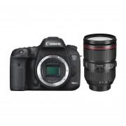 Canon EOS 7D Mark II DSLR + 24-105mm f/4.0L IS II USM