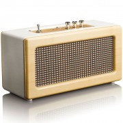 Lenco Bluetooth Speaker BT-300 Oak