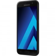 Smartphone Samsung Galaxy A5 SS Black, memorie 32 GB, ram 3 GB, 5.2 inch, android 6.0.1 Marshmallow