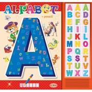 Carte Cu Sunete - Alfabet (+ Poezii)/***