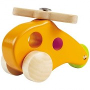 Hape - Early Explorer - Little Copter Wooden Toy Vehicle