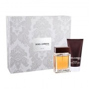 Dolce&Gabbana The One For Men confezione regalo Eau de Toilette 50 ml + balsamo dopobarba 75 ml uomo