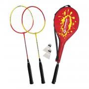 Badminton set schildkröt 2 spelers