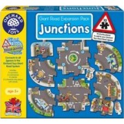 Puzzle Orchard Toys Giant Road Expansion Pack Junction