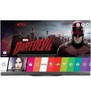 Televizor LG OLED Smart TV 3D 65 E6V 165 cm Ultra HD 4K Black