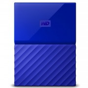 Disco 2.5 Ext USB 3.0 4TB WD My Passport Blue LUMEN