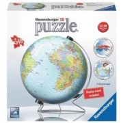 Puzzle 3D The World On V-Stand Globe (540 Pcs)