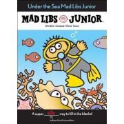 Under the Sea Mad Libs Junior, Paperback