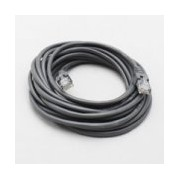 CABLE DE RED GHIA 3 MTS 9 PIES PATCH CORD RJ45 CAT 5E UTP GRIS