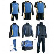 Set complet echipament fotbal Patrick Gold 109
