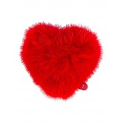 Anya Hindmarch стикер в форме сердца Anya Hindmarch