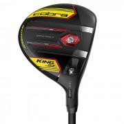 Cobra SPEEDZONE Gloss Black/Yellow Big Tour Fairway Wood【ゴルフ ゴルフクラブ>フェアウェイウッド】