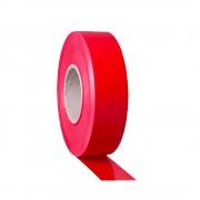 Banda adeziva Tarifold, pentru marcaj, 150 microni, 50 mm x 33 m, adeziv PVC, rosu