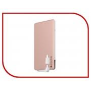 Аккумулятор Mophie Powerstation Plus mini 4000mAh Rose Gold 3543