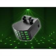 EuroLite LED D-25 Efecto de iluminación 18W, RGBAW+UV