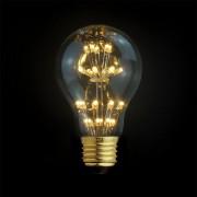 Max A19 LED Žárovka Edison 1,6W retro 5 - závit E27/ 60mm x 75mm