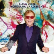 Video Delta John,Elton - Wonderful Crazy Night - CD