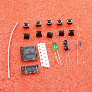 AST Works Simple Electronic Password Lock Circuit Learning Kits DIY New