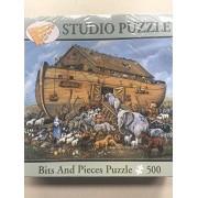 Ruane Manning Noahs Ark Bits and pieces 500 Piece Puzzle NO. 41053