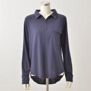DEBUTTO 必須アイテムスキッパーシャツ【QVC】40代・50代レディースファッション