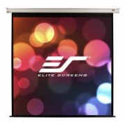 Ecran proiectie electric peretetavan ELITESCREENS ELECTRIC120V marime vizibila 240cm x 180cm