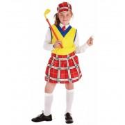 Disfraz de Jugadora Golf - Creaciones Llopis